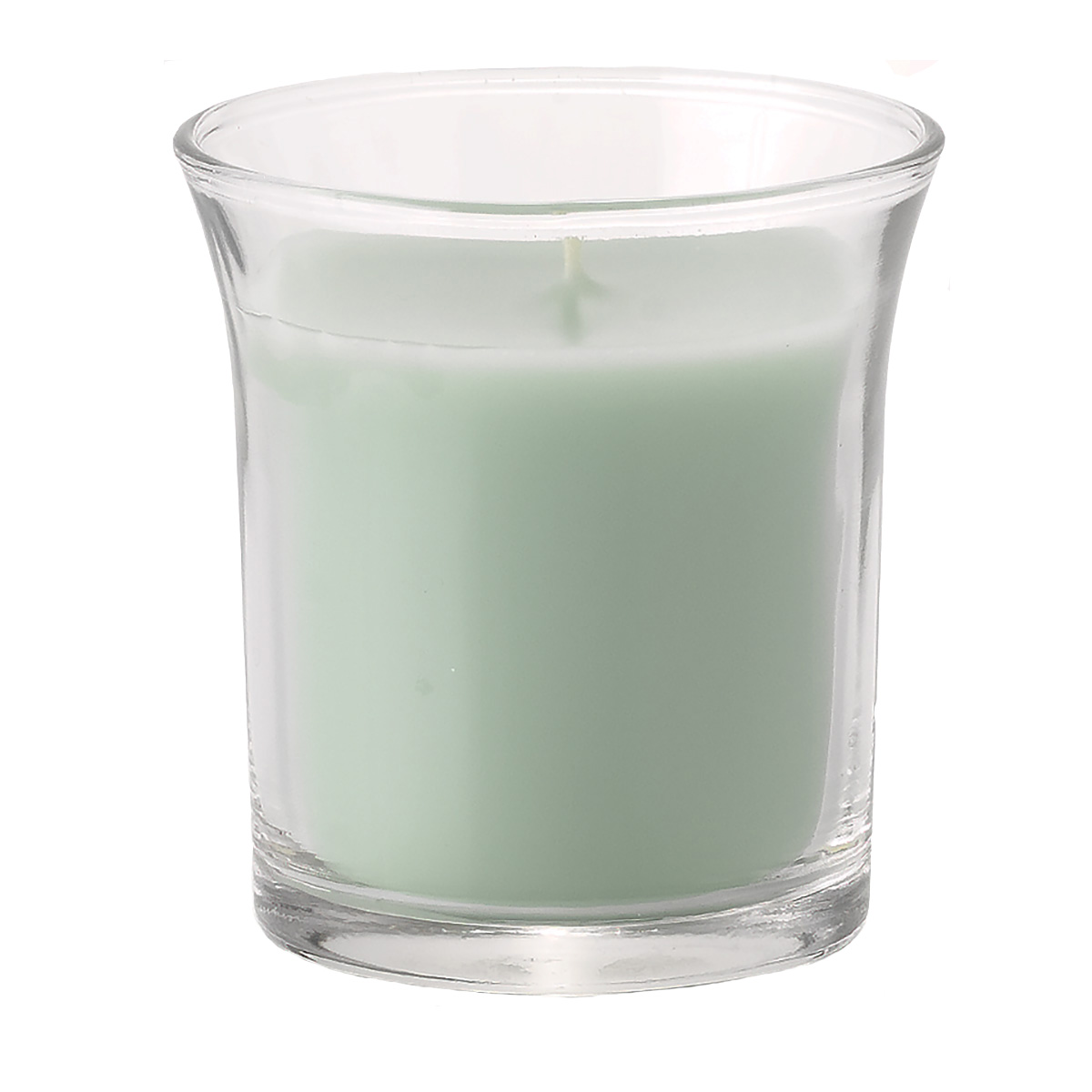 Belize Candle - Pear Vanilla (Light Green)