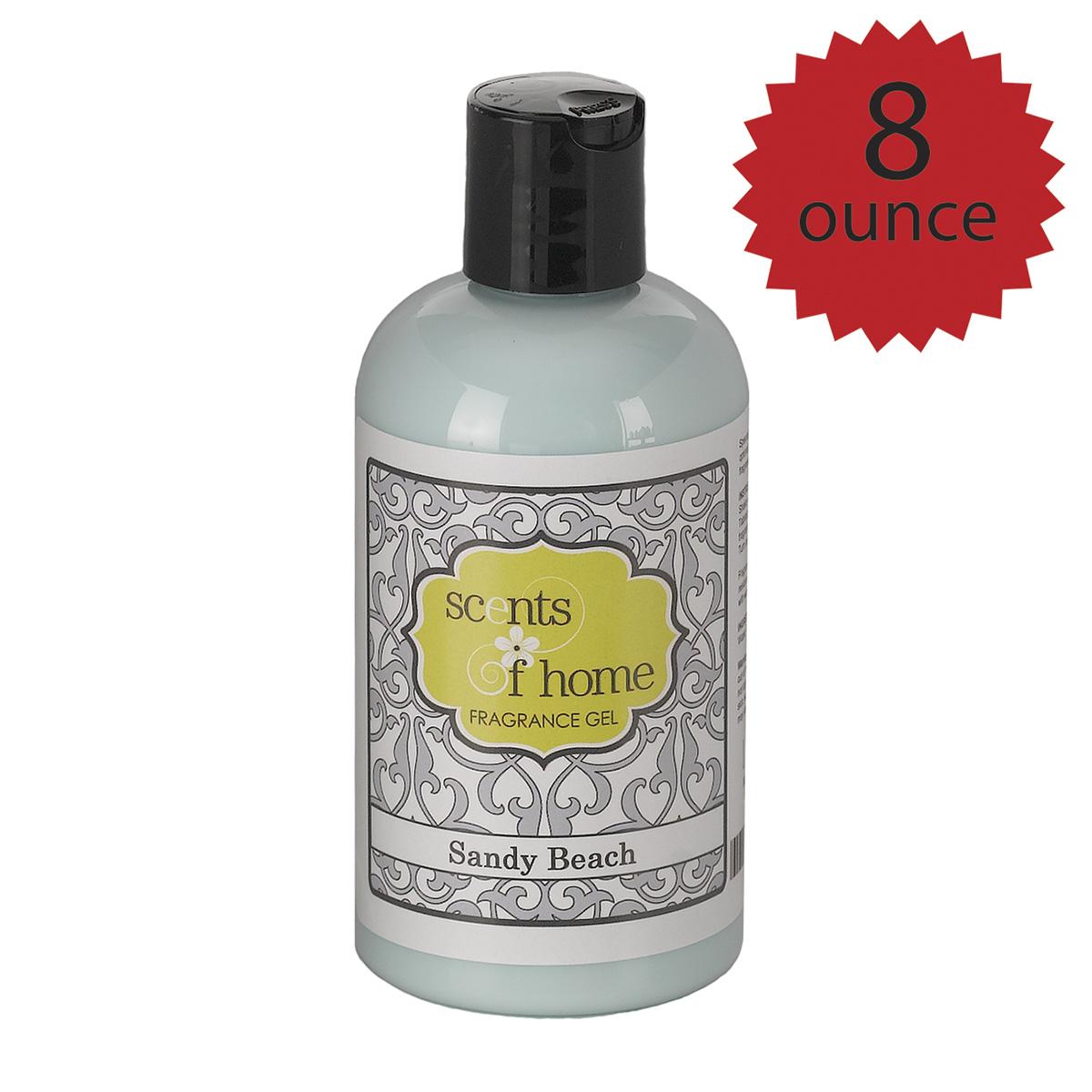8 oz. Fragrance Gel - Sandy Beach