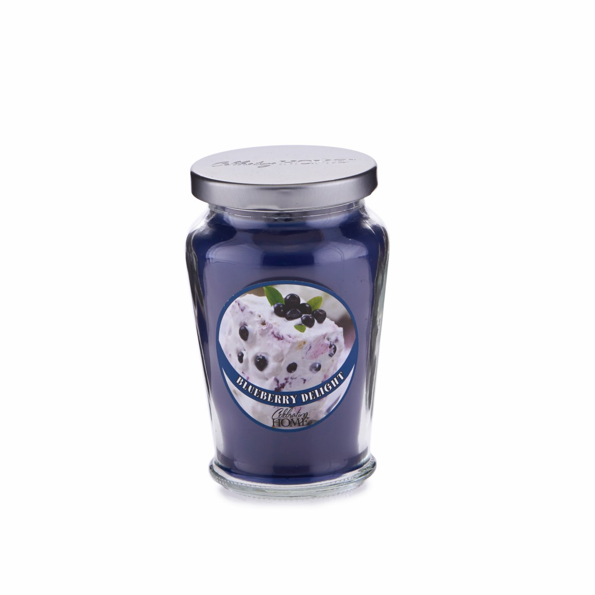 Classic Home Candle - Blueberry Delight