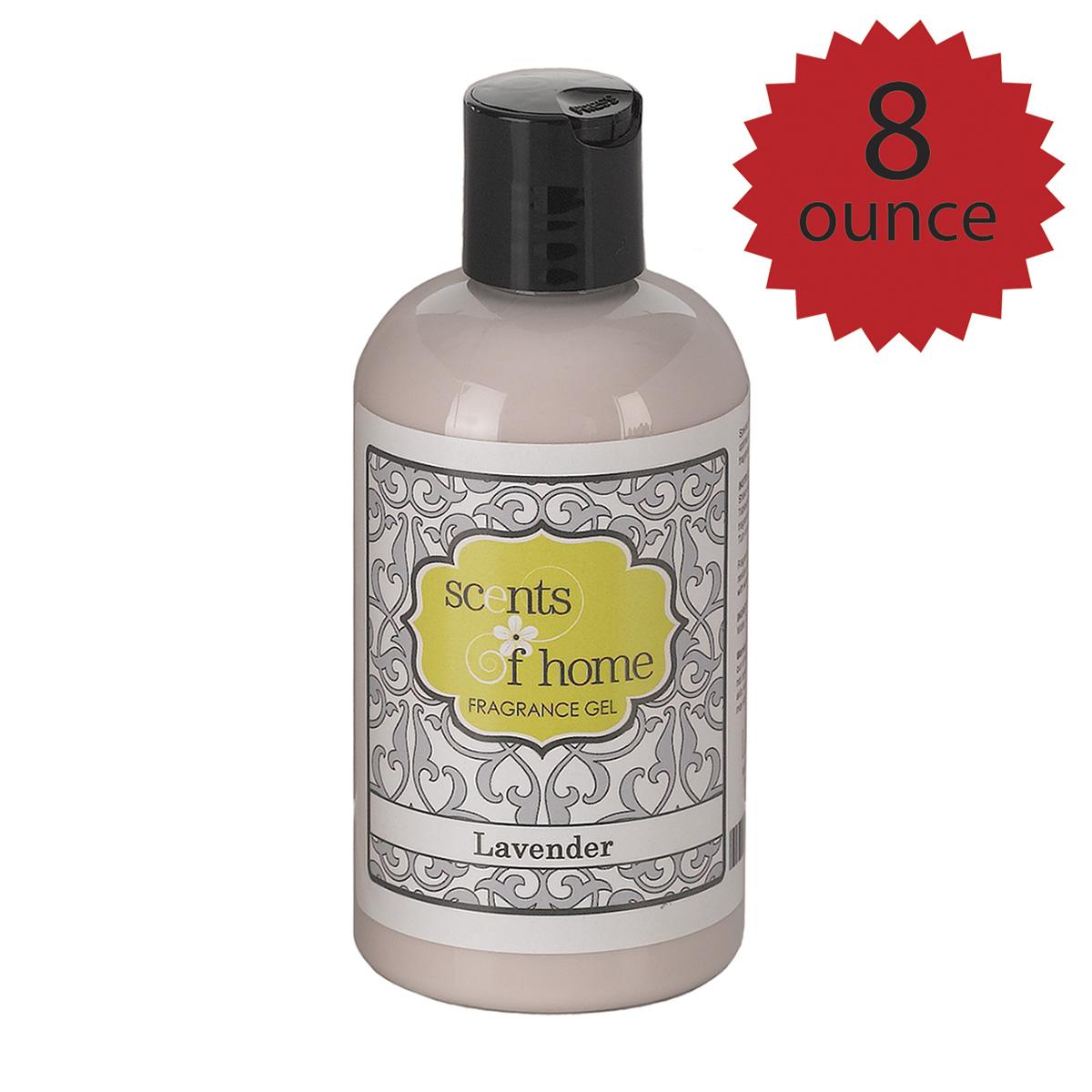 8 oz. Fragrance Gel - Lavender