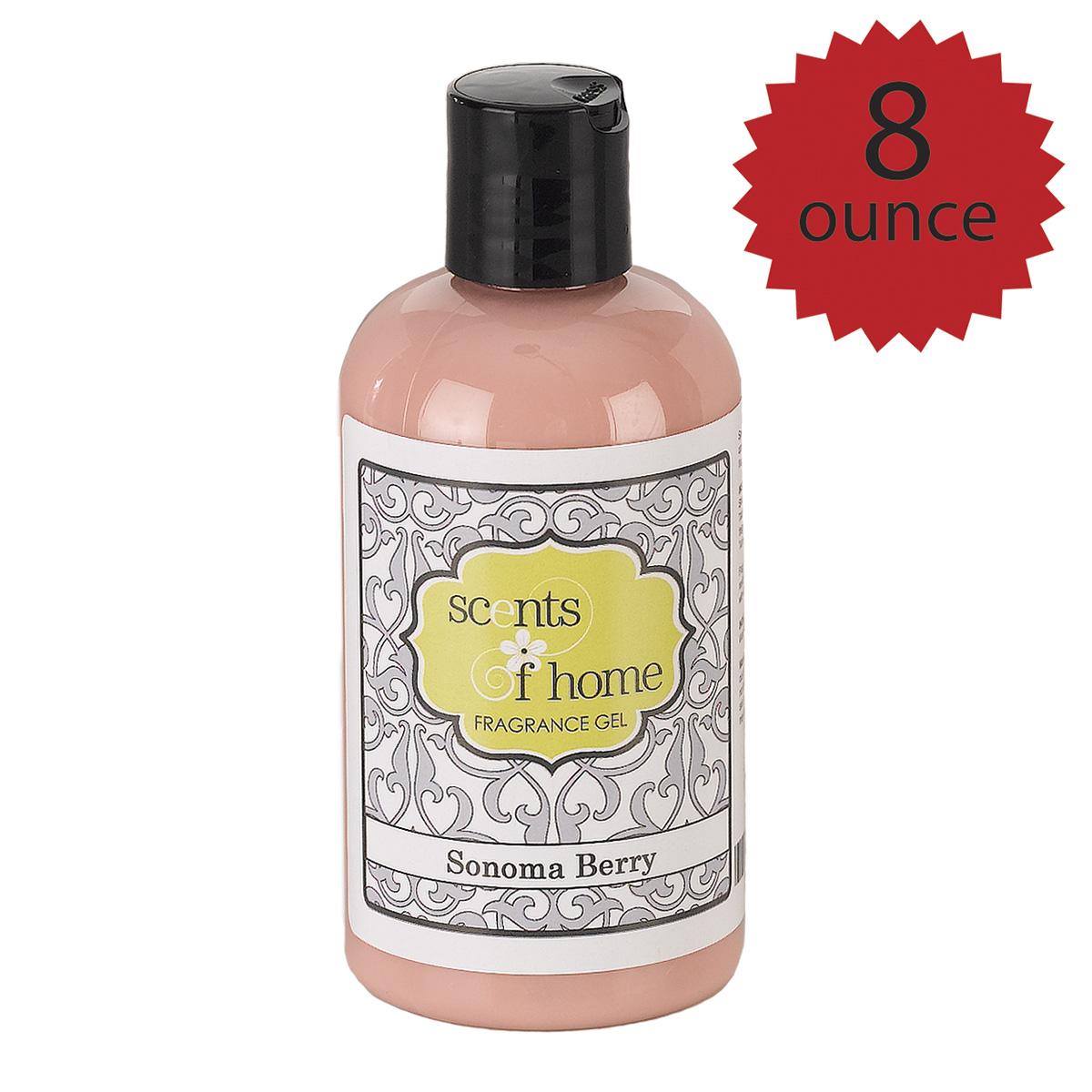 8 oz. Fragrance Gel - Sonoma Berry