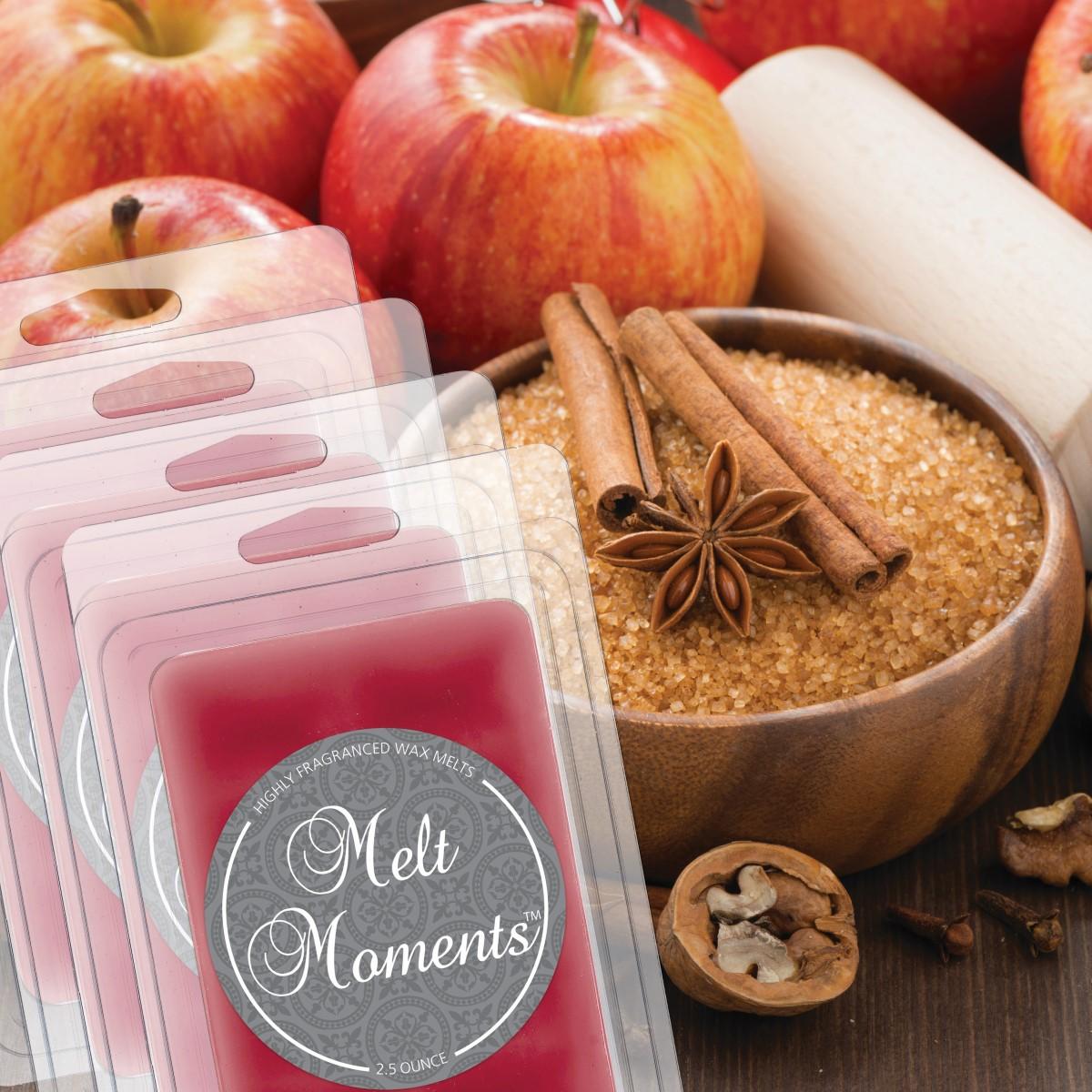 Melts - 4 Packs of Baked Apple Pie