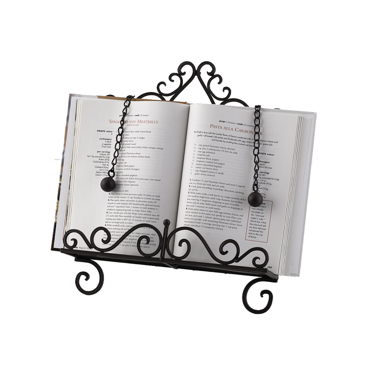 Prestige Estate Cookbook Holder
