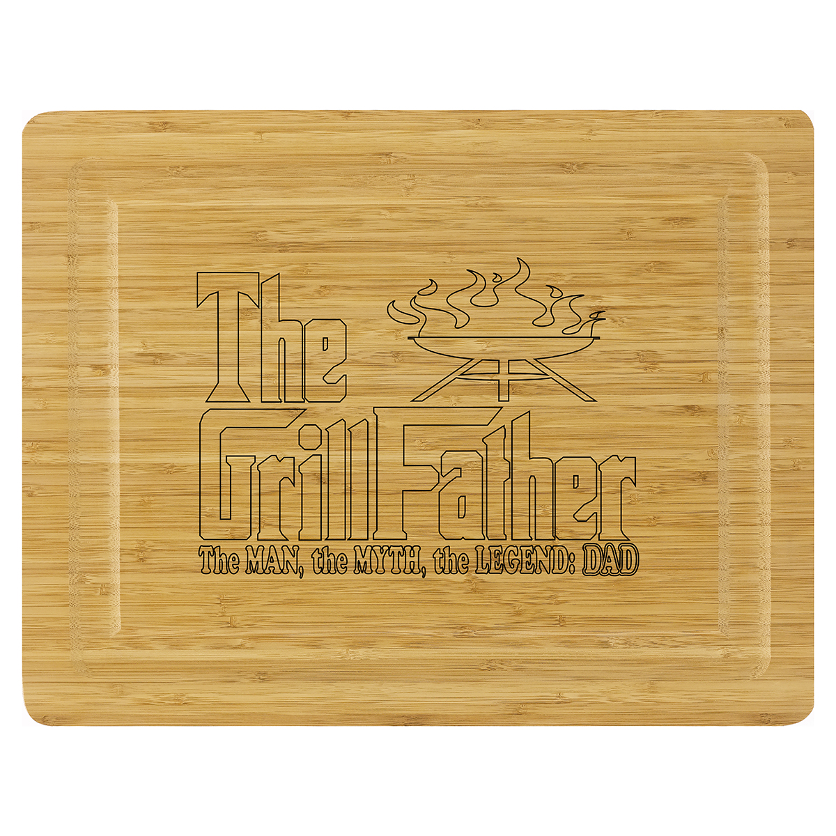 Cutting Board - The GrillFather