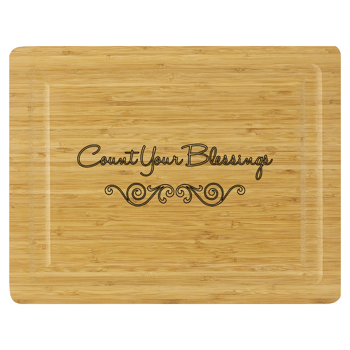 Cutting Board - Count Your Blessings