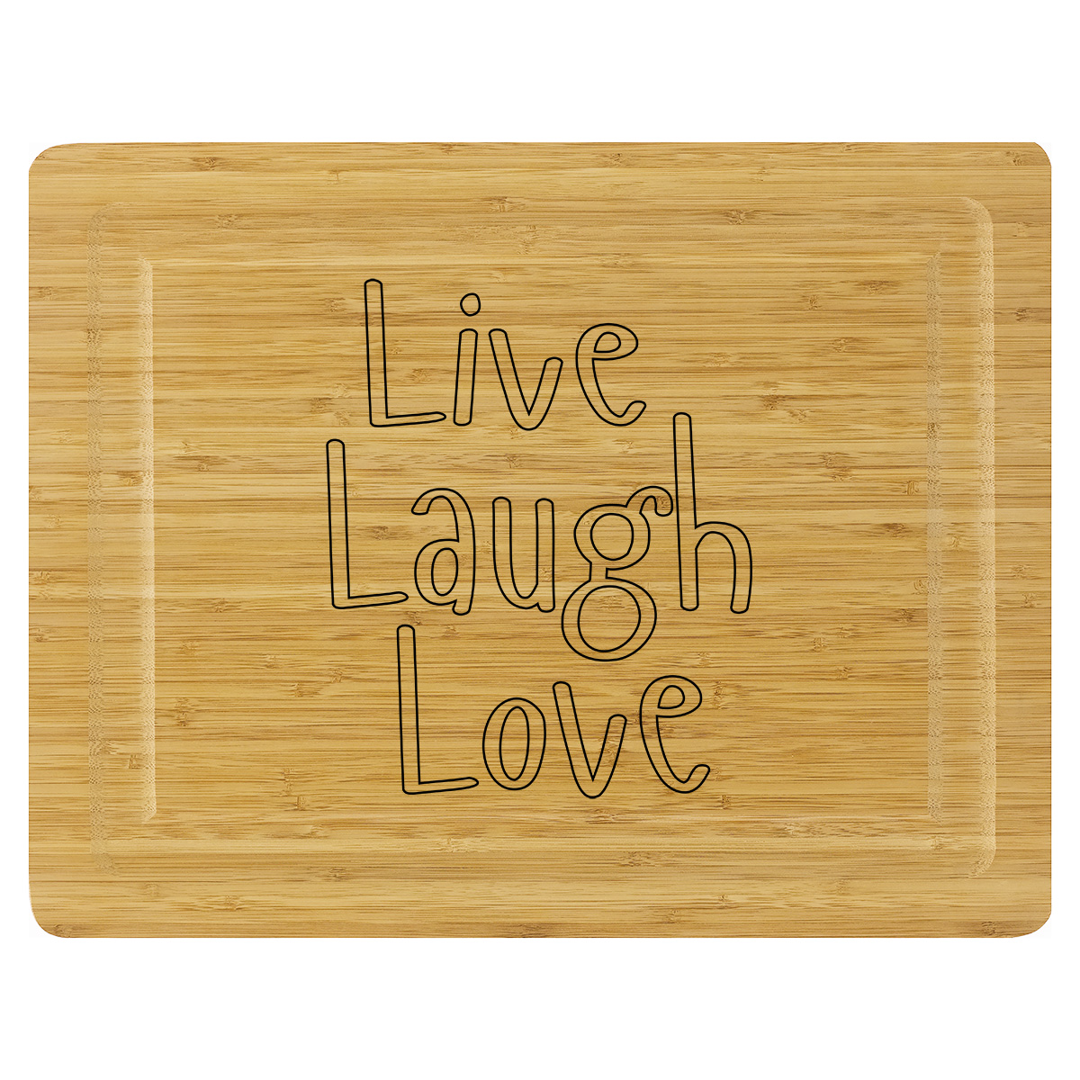 Cutting Board - Live, Laugh, Love 2
