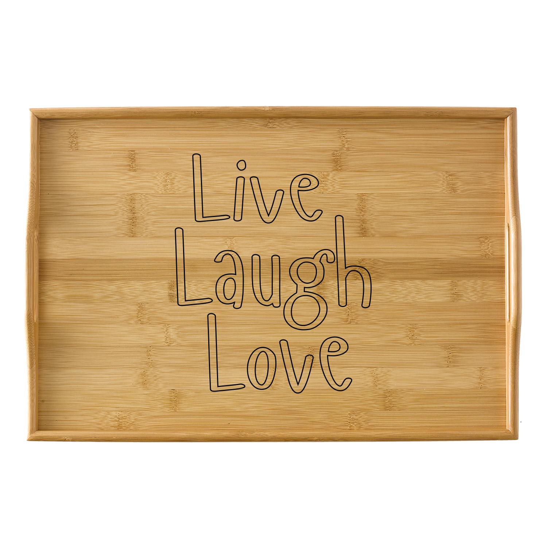 Tray - Live Laugh Love 2
