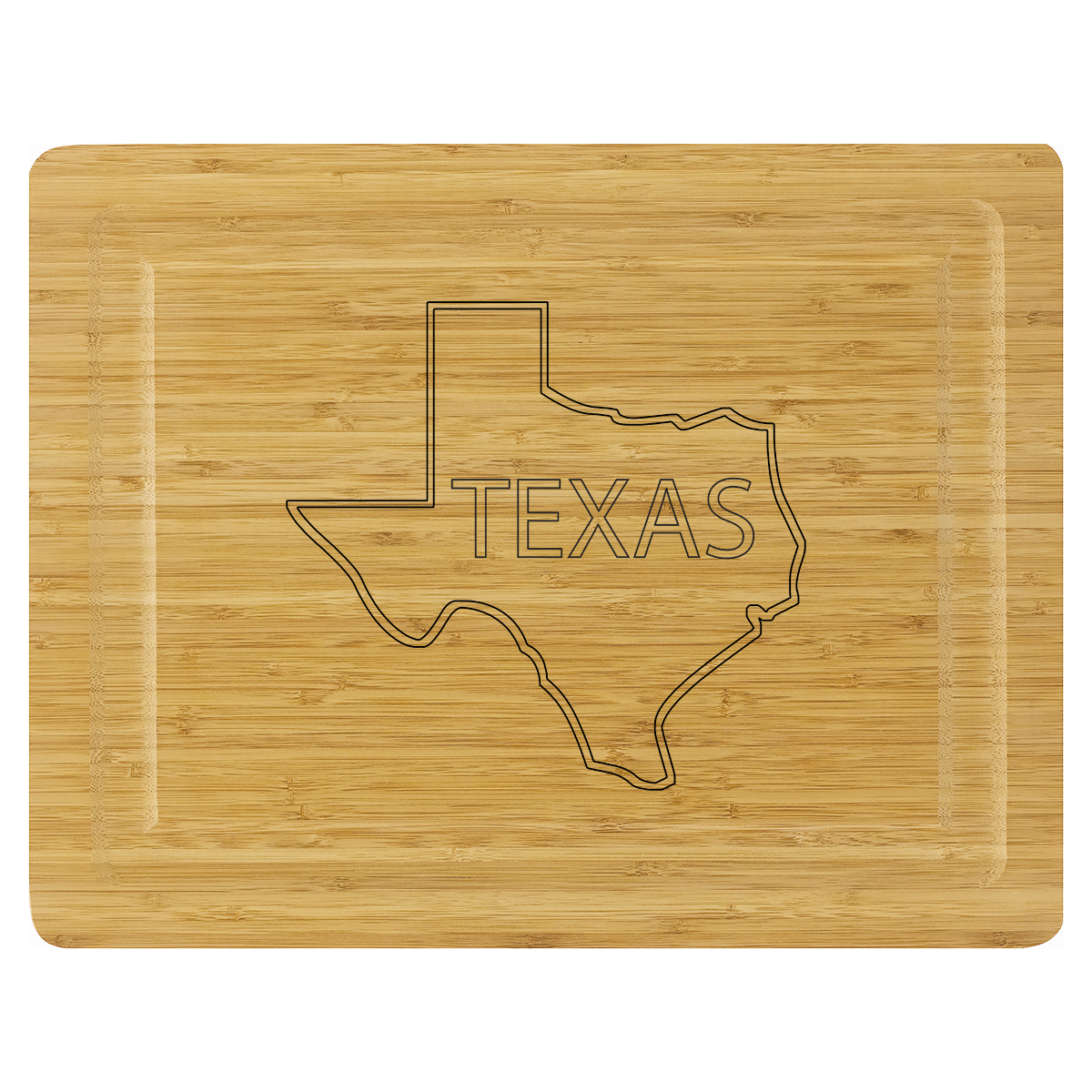 Cutting Board - Texas
