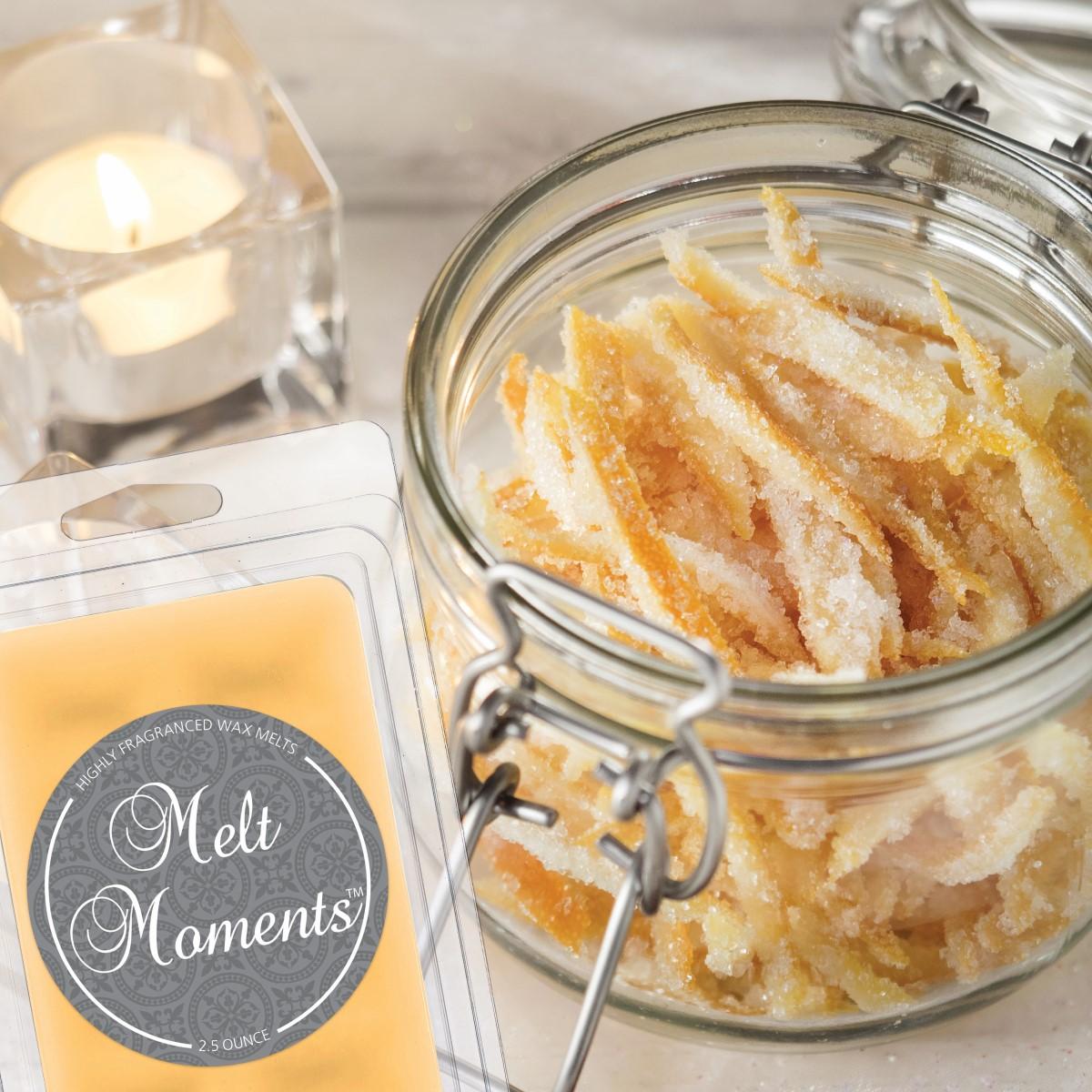 Orange Vanilla Melts