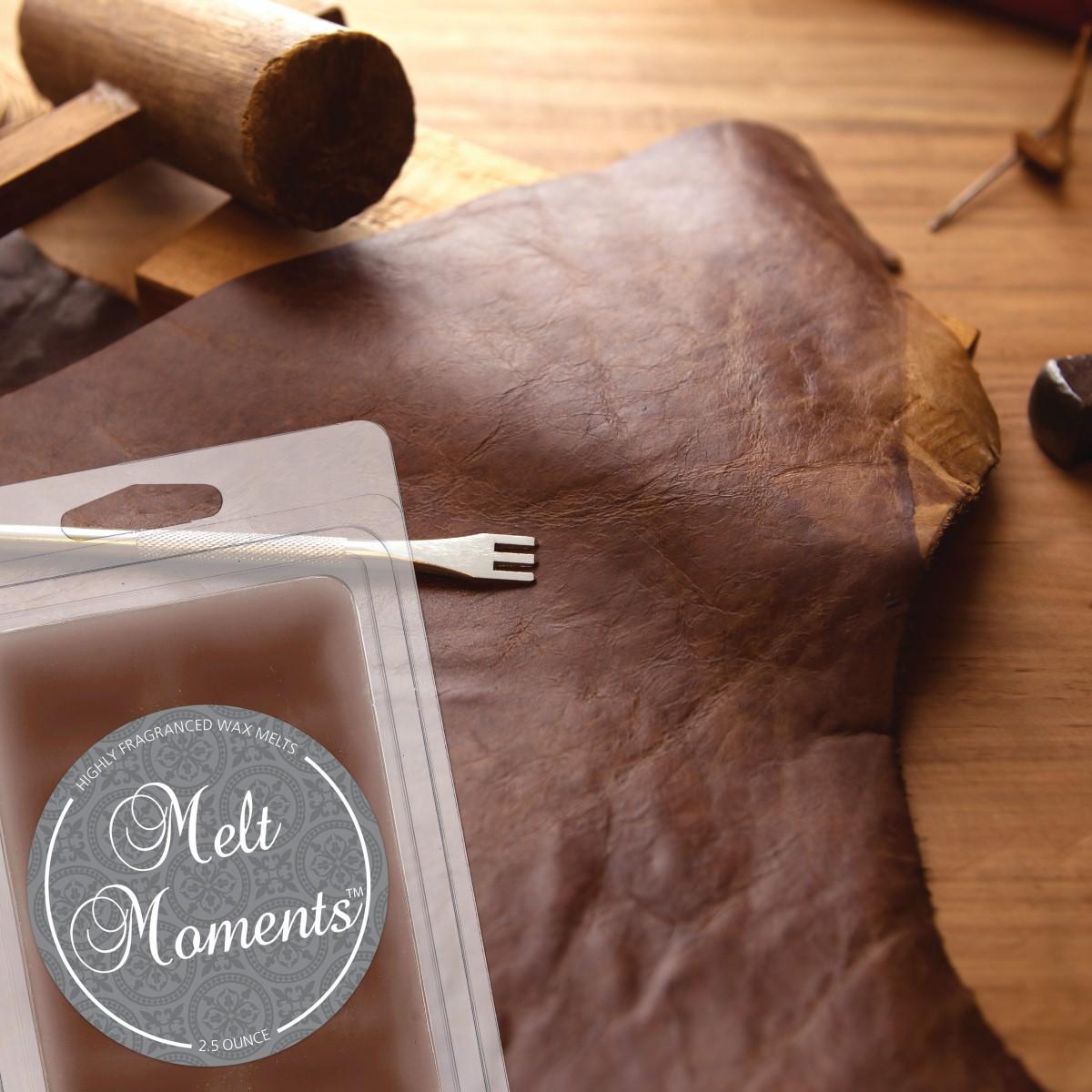 Mahogany & Leather Melts