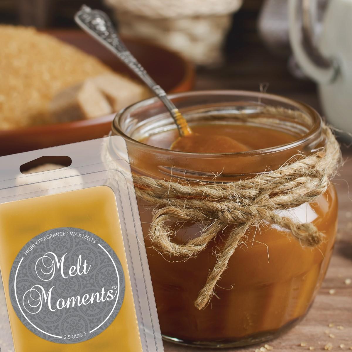 Buttery Caramel Melts
