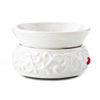 Clarity Fragrance Warmer - White--MAY SALE