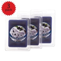 Wax Melts - Blueberry Delight - 3 Pack--New lower price