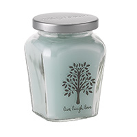 Petite Jar Candle - Crisp Cotton Breeze