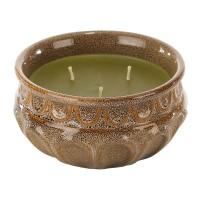 Milano Candle - Mahogany Teakwood