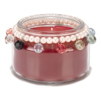 Colorful Crystals Candle Bracelet