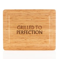 Cutting Board - Grilled to Perfection