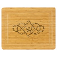 Cutting Board - Infinity Initial