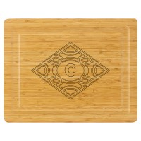 Cutting Board - Byzantine Initial - LIMITED LETTERS AVAILABLE