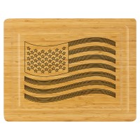 Cutting Board - USA Flag