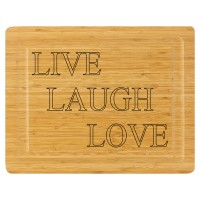 Cutting Board - Live, Laugh, Love