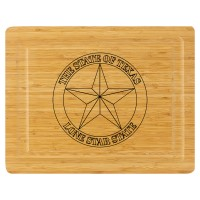Cutting Board - Lone Star State