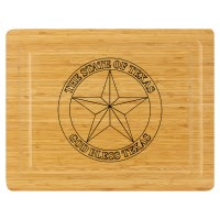 Cutting Board - God Bless Texas
