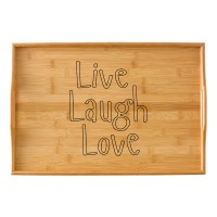 Tray - Live Laugh Love 2