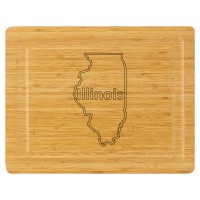 Cutting Board - Illinois