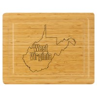 Cutting Board - West Virginia 1