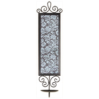 Goes with Everything Sconce - Stylish