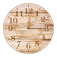 Westgate Oversized Wall Clock