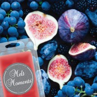 Fruity Berries and Fig Melts