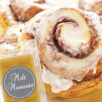 Homemade Cinnamon Rolls Melts--MAY SALE