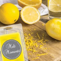 Lemon Zest Melts