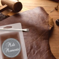 Mahogany & Leather Melts