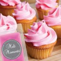 Pink Cupcake Melts--MAY SALE