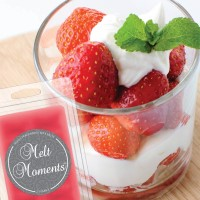 Strawberry Cream Melts--MAY SALE