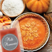 Warm Cinnamon Pumpkin Melts