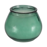 Closeout Seconds Sale--Grand Cayman Candle - Green - Kiwi Papaya